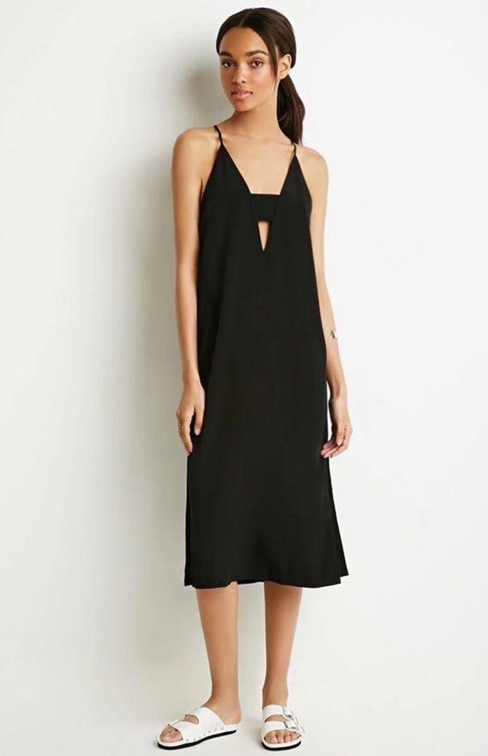 robe longue forever 21 20 robes chics et sexy pour faire durer l t elle. Black Bedroom Furniture Sets. Home Design Ideas