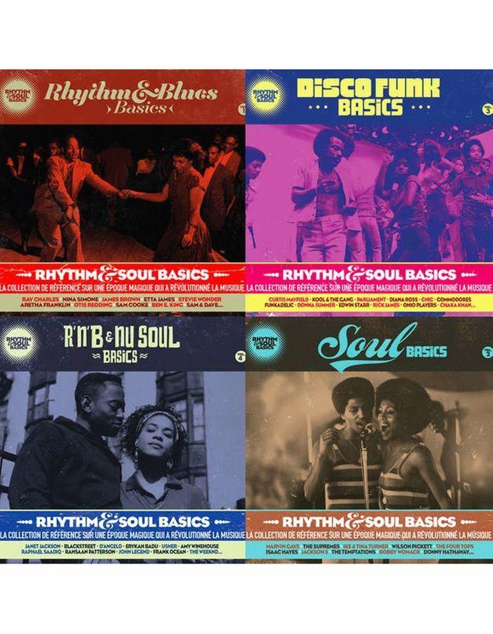 « Rythm & Soul Basics » : la compil' de musique noire