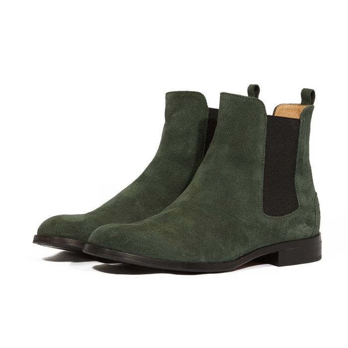 Bottines Juch