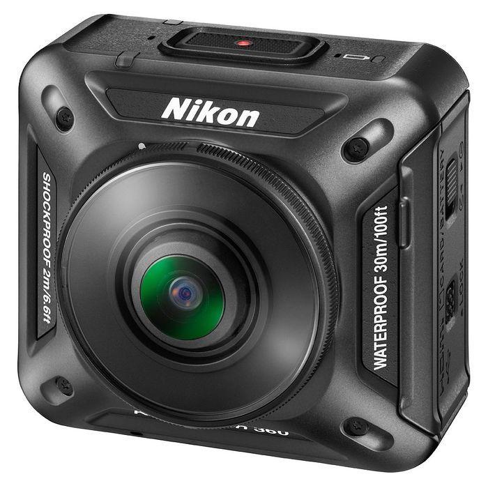Camera à 36 ° KeyMission 360
