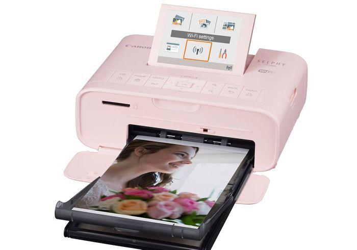 Imprimante compacte, rapide avec wi-fi