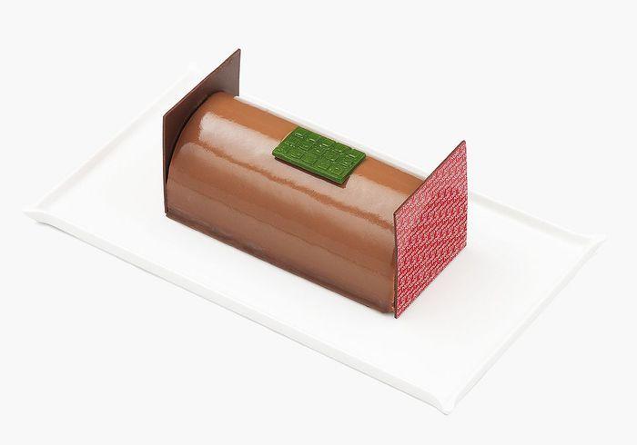 b che de no l 2016 b che chocolat s same sadaharu aoki. Black Bedroom Furniture Sets. Home Design Ideas