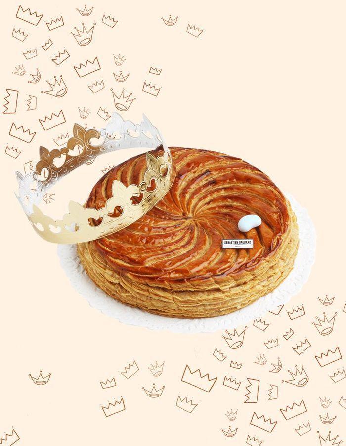 Galettes des rois : les plus belles créations de pâtissiers