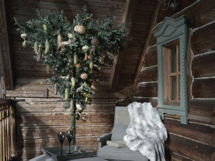 quel style pour mon sapin de no l elle. Black Bedroom Furniture Sets. Home Design Ideas