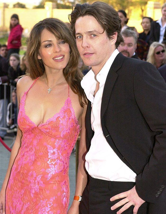 Hugh Grant et Liz Hurley - 50 couples mythiques (ou ...