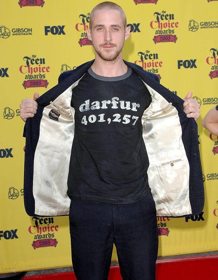Aux Teen Choice Awards, le 14 août 2005, à Los Angeles.