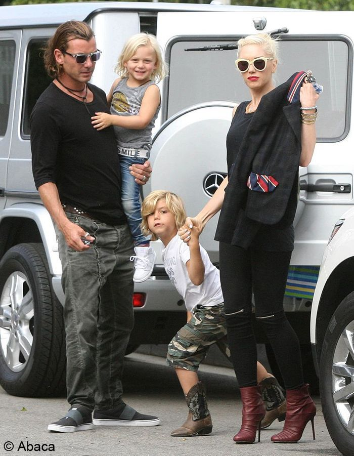 gwen stefani cette semaine on les a rep r s elle. Black Bedroom Furniture Sets. Home Design Ideas
