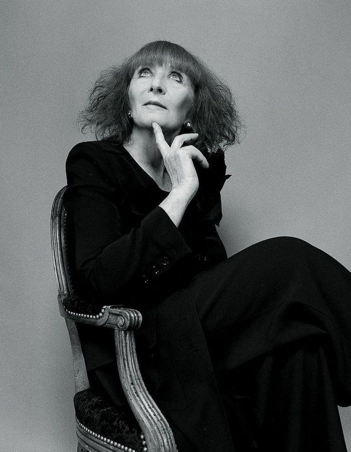 sonia rykiel 2005 kate barry ses plus belles photos pour elle elle. Black Bedroom Furniture Sets. Home Design Ideas