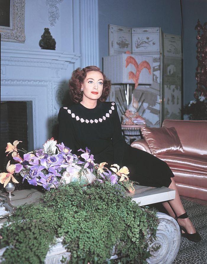 Joan crawford maisons de stars les photos r tro des for Dans joam