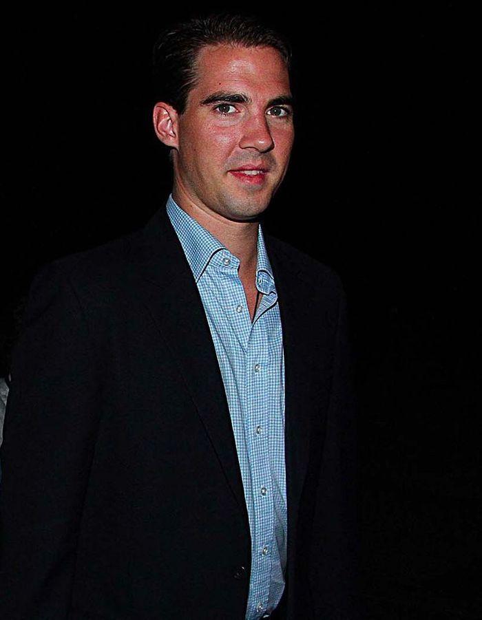 Prince Philippos de Grèce et Danemark