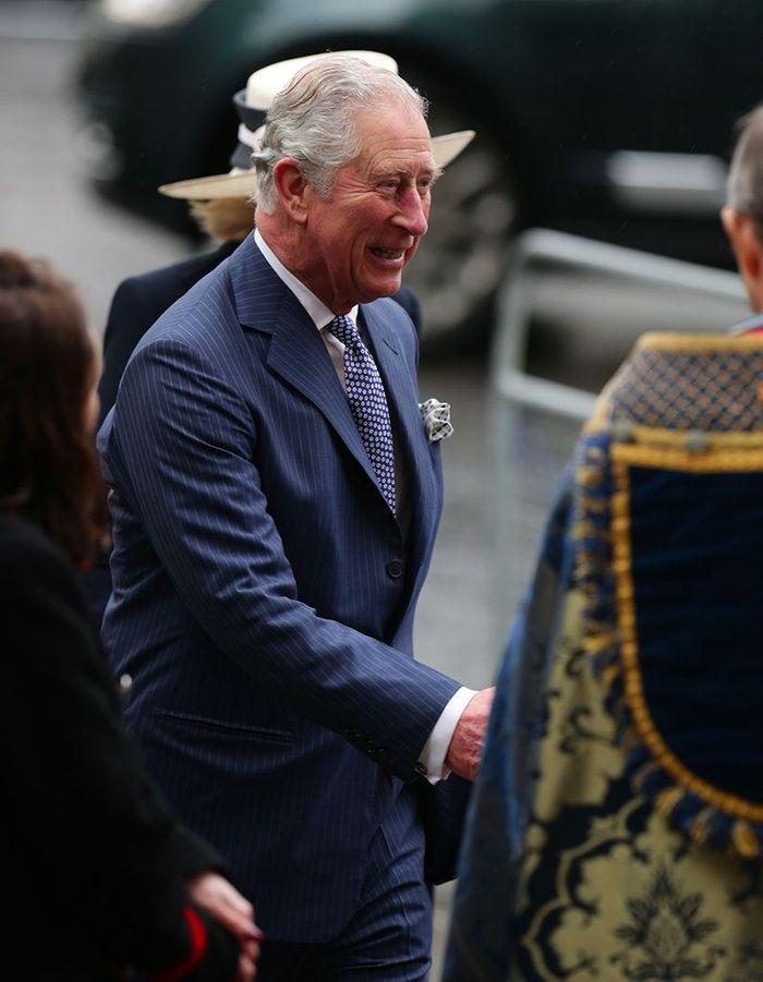 Le prince Charles