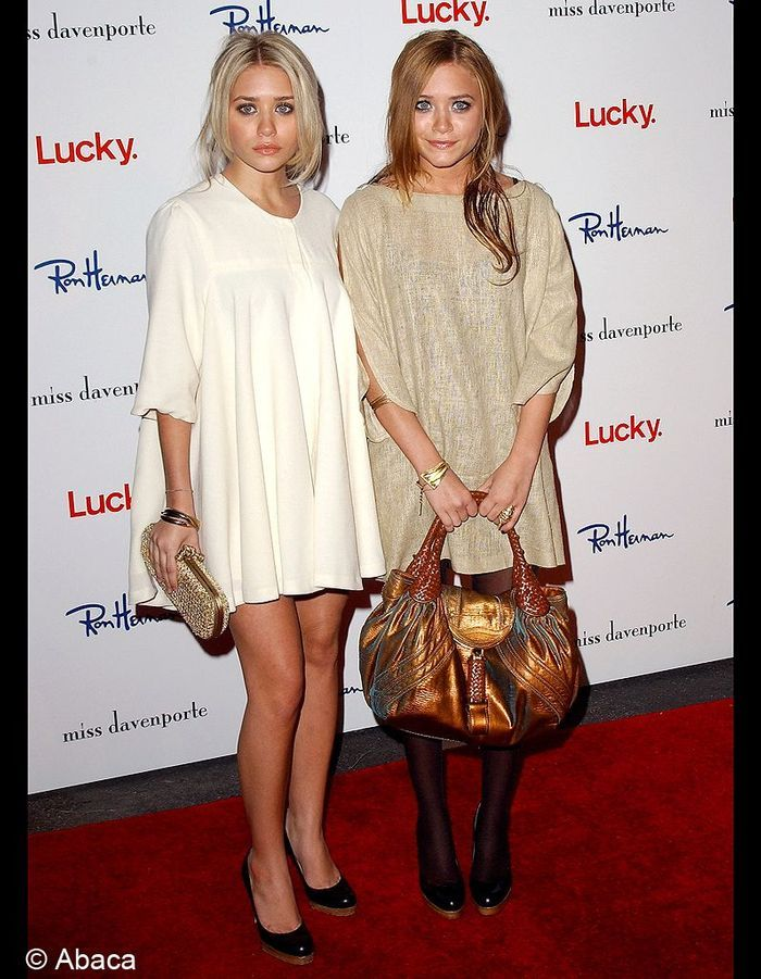 Le virus de la mode les a contamin es l volution mode de mary kate et ashley olsen elle - Evolution de la mode ...