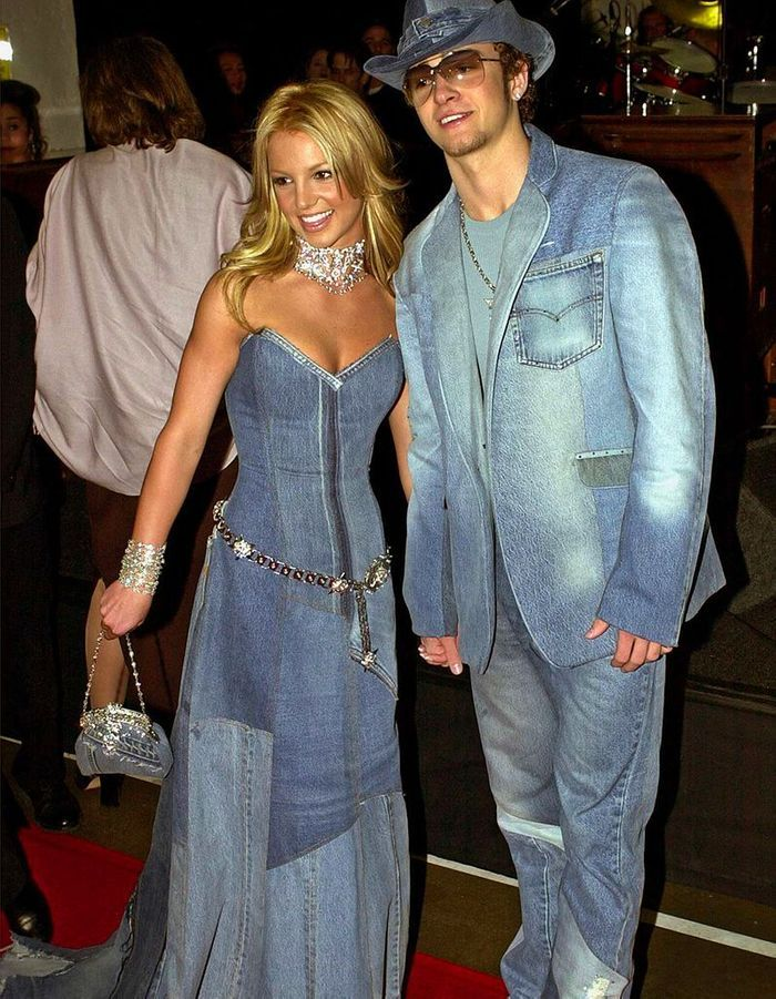Too much jean