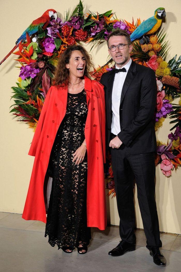 mademoiselle agn s et lo c prigent gratin de stars pour le gala d 39 ouverture de l 39 op ra de. Black Bedroom Furniture Sets. Home Design Ideas