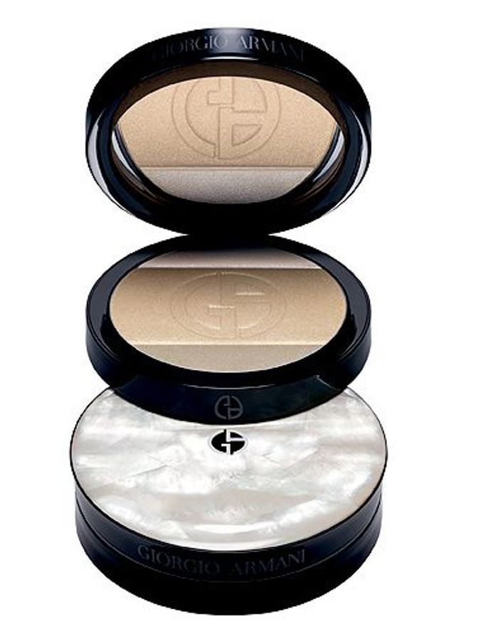 Palette maquillage giorgio armani ma wish list beaut elle - Palette maquillage avec pinceaux ...