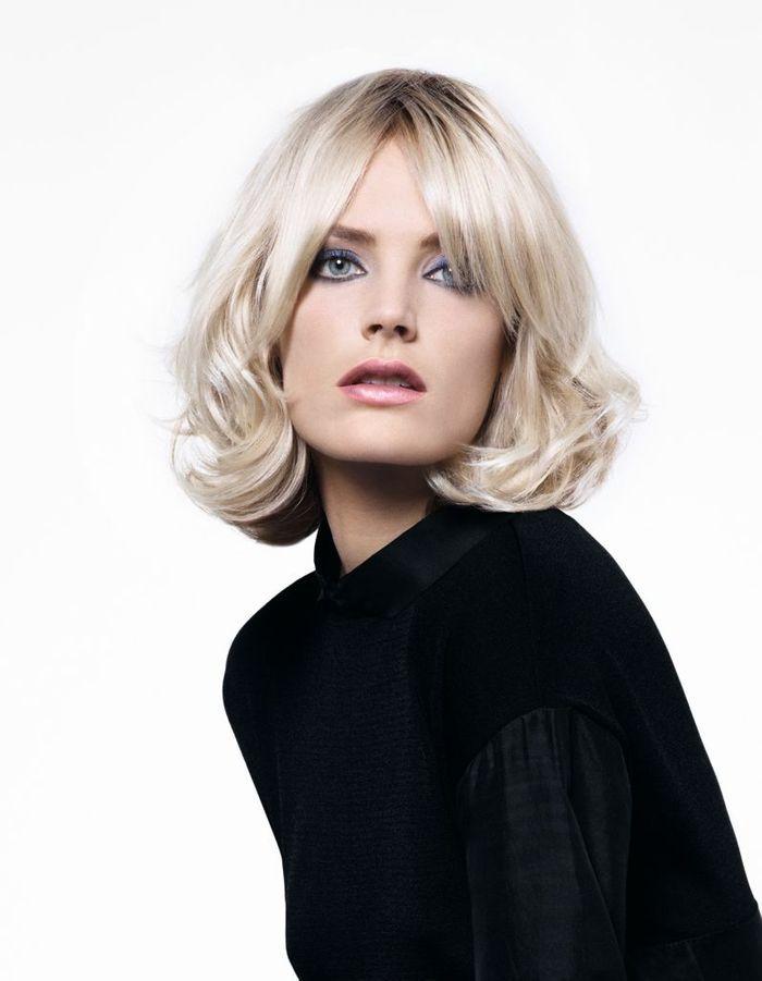 Dessange - 100 coiffures automne/hiver 2012-2013 - Elle