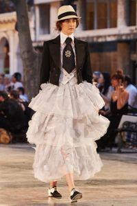 Défilé Chanel Prêt à porter Croisière 2017