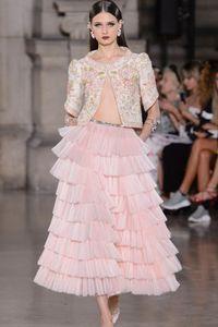 Défilé Georges Hobeika Haute Couture Automne-Hiver 2017-2018