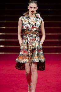 Défilé Alexis Mabille Haute Couture Printemps-Été 2018