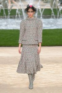 Défilé Chanel Haute Couture Printemps-Été 2018