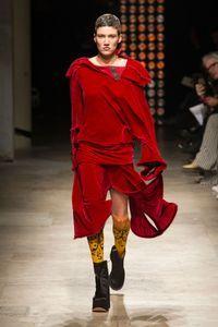 Défilé Vivienne Westwood Prêt à porter Automne-hiver 2016-2017