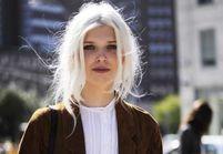 25 jolies façons de porter les cheveux blancs