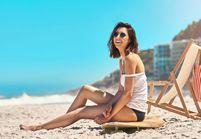 Les 4 commandements du maquillage de plage