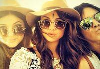 Le bindi séduit les stars à Coachella