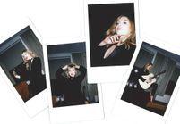 Staz Lindes, la nouvelle égérie rock d'Yves Saint Laurent beauté est super cool !