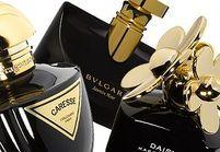 Les parfums s'habillent de noir