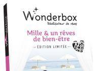 Un coffret Wonderbox et Elle en édition limitée