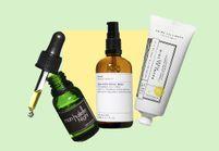 8 produits bio pour une belle peau