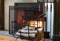 Accessoires de cheminées : les nouveautés