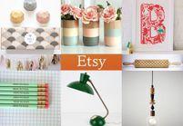 Nos objets déco préférés sur Etsy