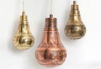 Tendance : l'ampoule illumine notre déco