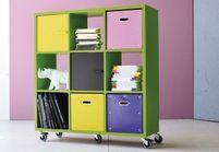 Une cuisine cach e dans un placard elle d coration Faut il aligner meubles cuisine
