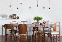 Comment bien associer des chaises dépareillées ?