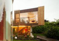 Une extension en cuivre pour ma maison !