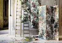 20 idées bluffantes pour recycler ses chutes de papier peint