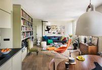 Un appartement perché sur les hauteurs de Montmartre