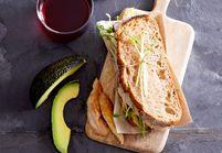 Recettes spécial Tartines et Sandwichs