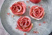 La « rose de pomme », le gâteau fleur qui fait envie