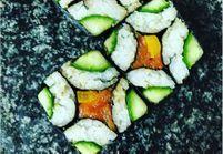 On ne parle que de lui : le mosaic sushi !