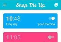 La pépite du Web : réveillez-vous avec un selfie grâce à Snap me Up