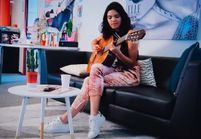 ELLE LIVE #10 : Tess chante à la rédaction