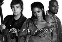 « FourFiveSeconds » : le nouveau titre de Rihanna, Kanye West et Paul Mc Cartney