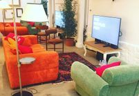 Netflix Fest : on a testé le loft de « Friends » !