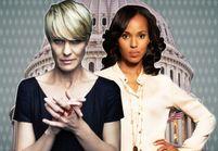 « Scandal » vs « House of Cards » : choisissez votre camp !