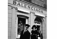 On court à l'expo Balenciaga au musée Bourdelle !