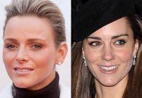 Kate Middleton et Charlene Wittstock à l'honneur sur France2